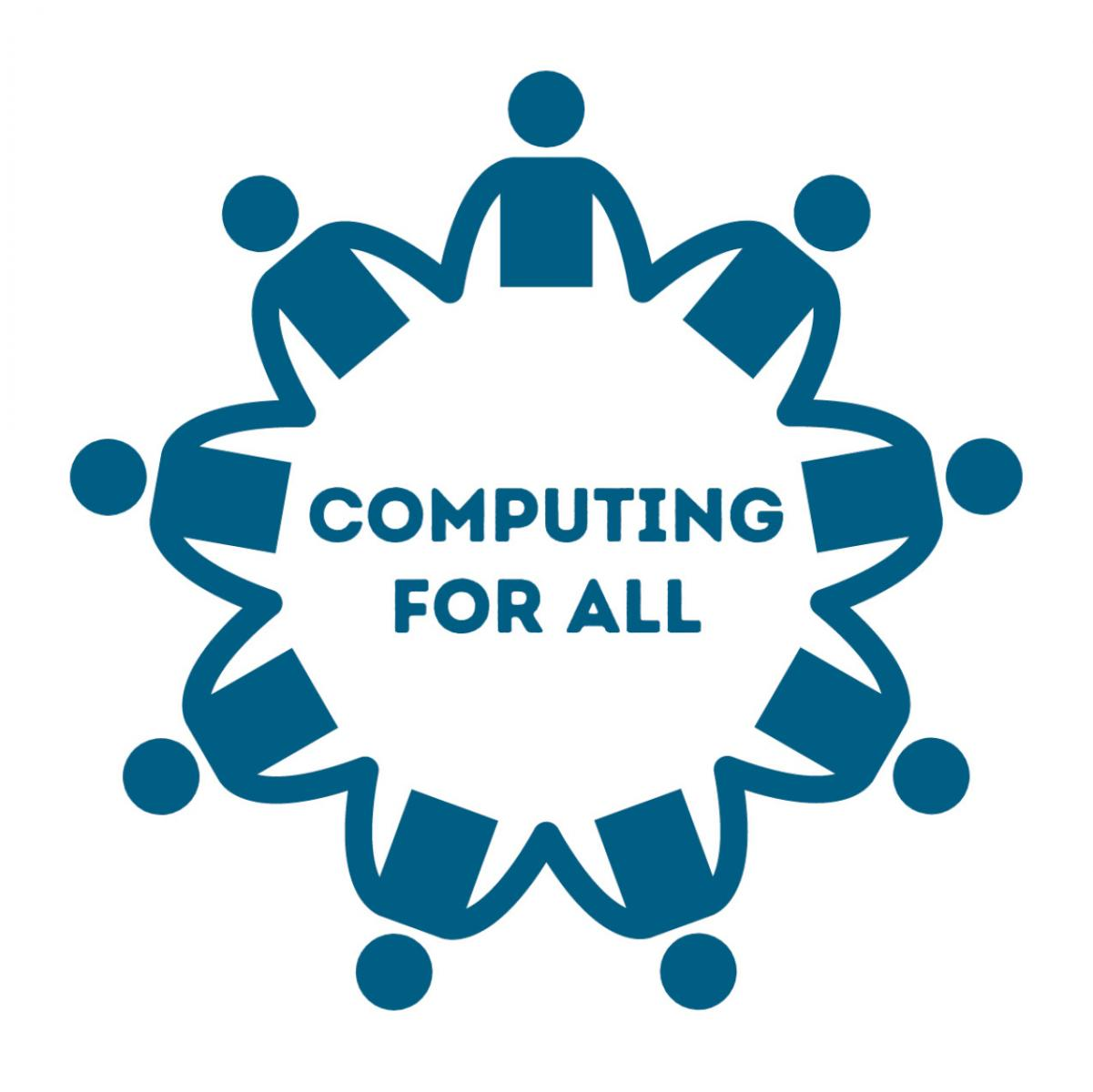 Computing for All logo