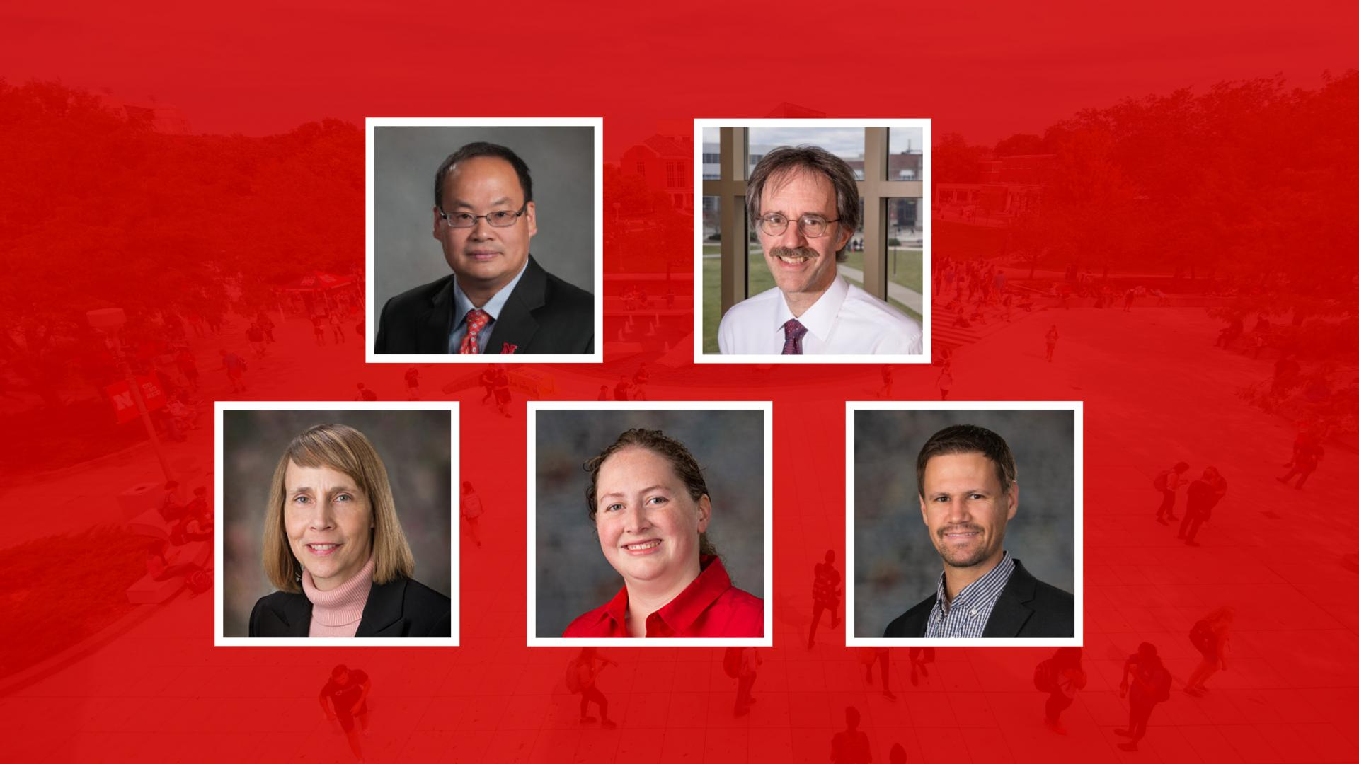 Five CSE faculty promoted, granted tenure