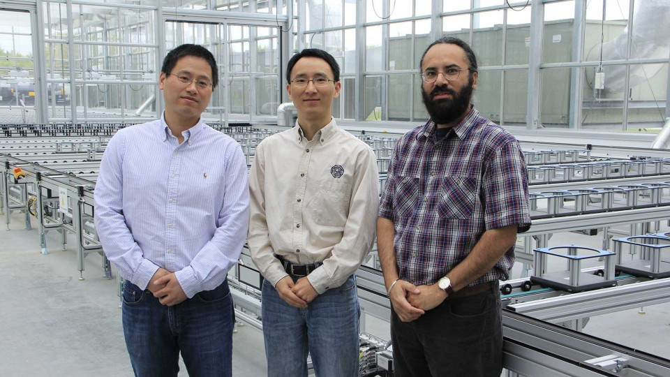 NSF grant to support development of new phenotyping instrument