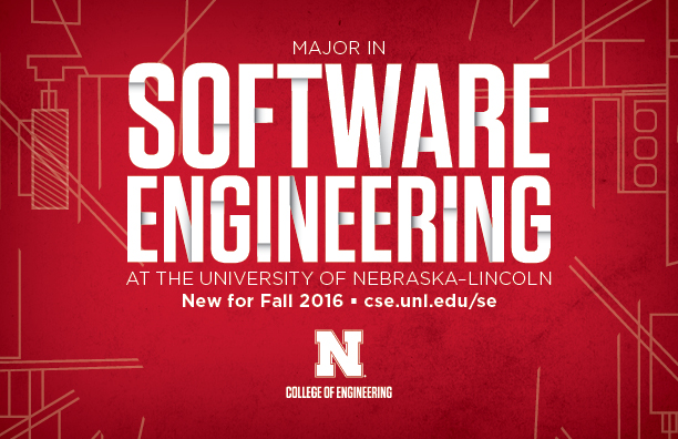 Software Engineering major debuts at UNL
