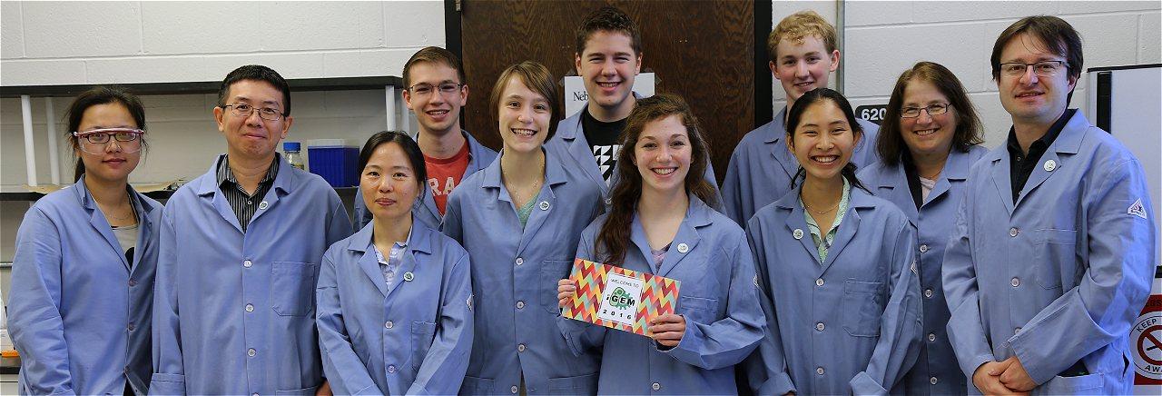 The Nebraska iGEM Team