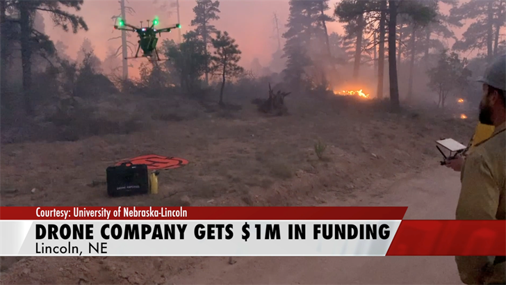 Drone Amplified has been awarded a National Science Foundation Small Business Innovation Research grant for $983,676 and a Nebraska Department of Economic Development matching grant for $100,000.
