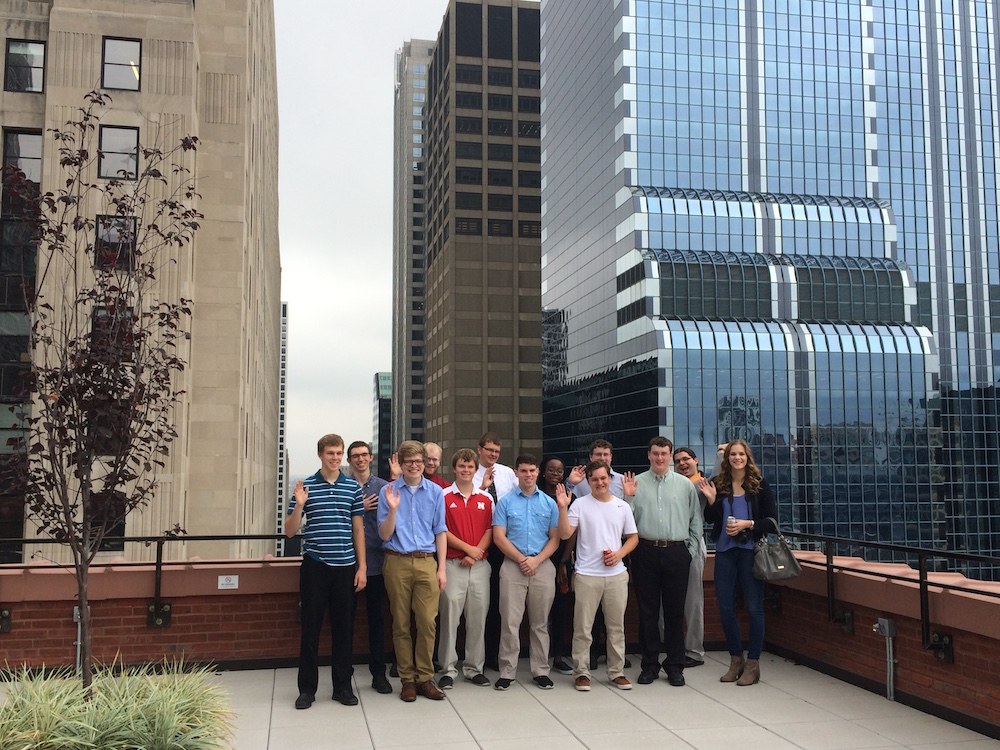 CSE Learning Community students in Chicago.