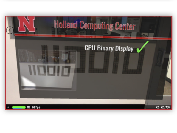 HCC2Go offers users a  a self-guided, interactive tour of the Holland Computing Center through their iPhone or iPad.