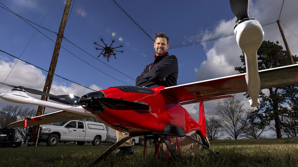Bradley's CAREER project to boost drones' adaptability, performance